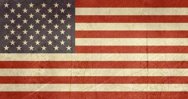 Grunge United States of America Flag