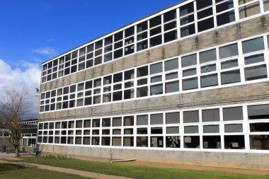 Secondary school building