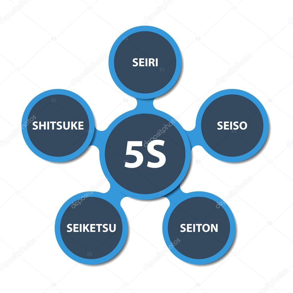 5S strategy schema