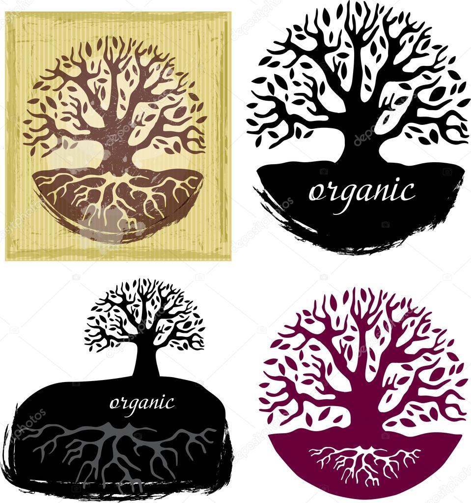 Set of Tree symbols