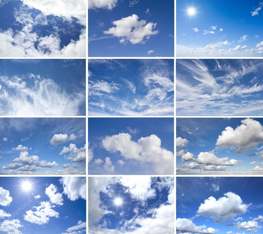 Clouds panorama pack