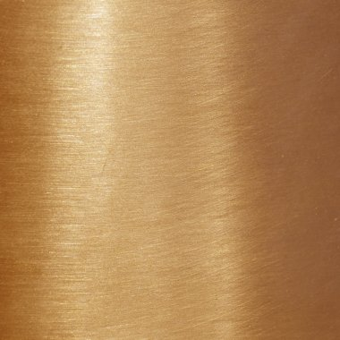 Fine brushed copper texture