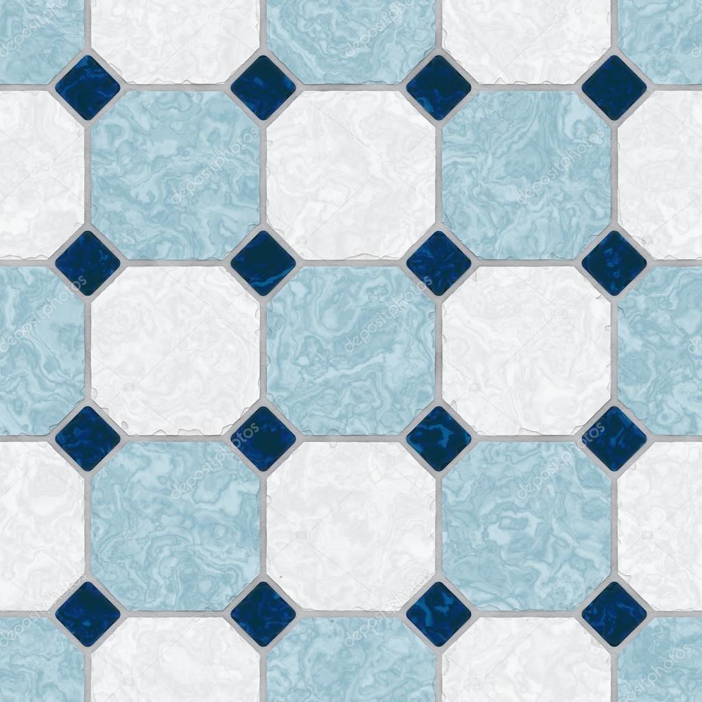 Kitchen Floor Texture blue and white ceramic tile kitchen floor - seamless texture