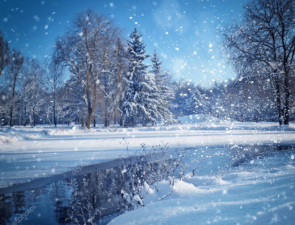 Скачать Живые Обои Снег