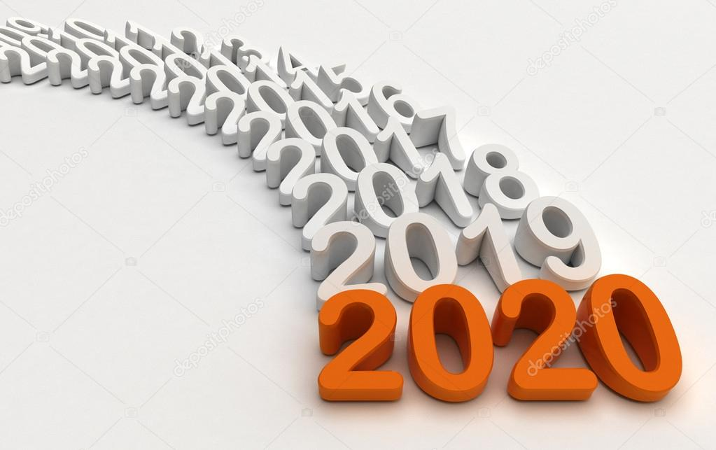 2020 #hashtag