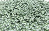 Hospodářská krize, podvod globální banky, selhání, kolaps