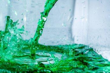 Fluid liquid green