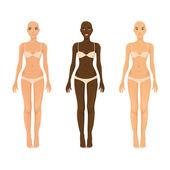 Fotografia modelli femminili