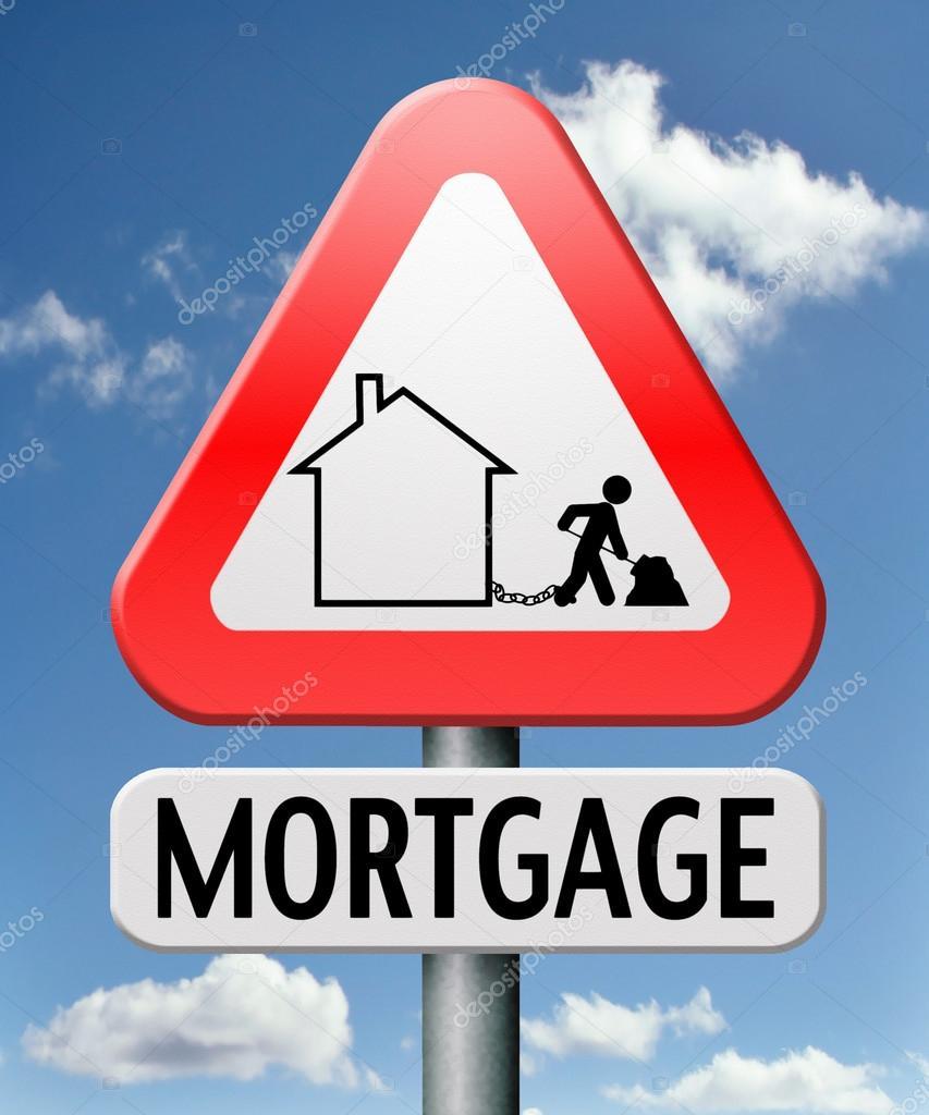 Mortage house loan Stock Photo by kikkerdirk 18990383