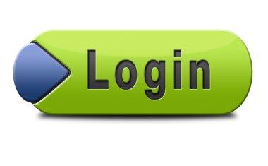 user login