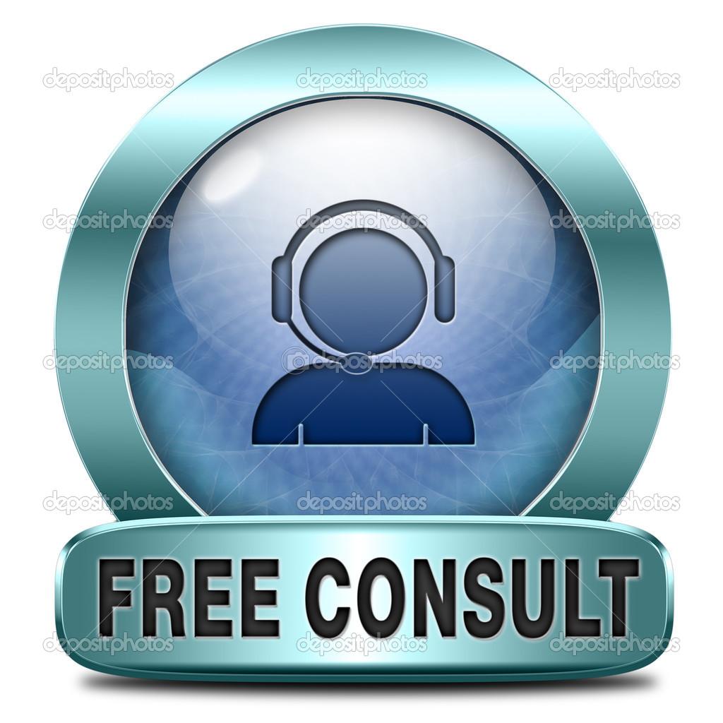 c168f7b47128d Consulter gratuitement les icône ou aide et information Bureau bouton  optimal gratis consultation service client et des conseils — Image de ...