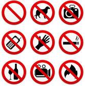 Fotografie zakázat