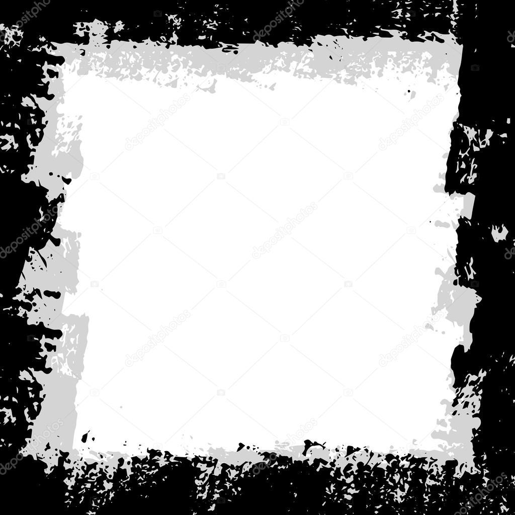 schwarzer rahmen — Stockvektor © longquattro #35051617