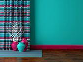 Fotografie Living room design.