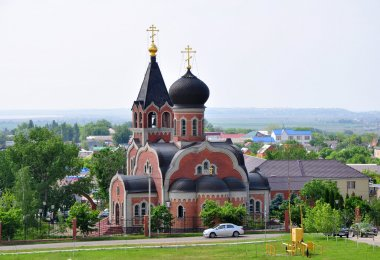 Cathedral of the Archangel Michael in Temryuk