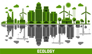 Ecology vs pollution