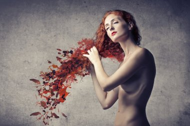 From Red Hair to Leaves