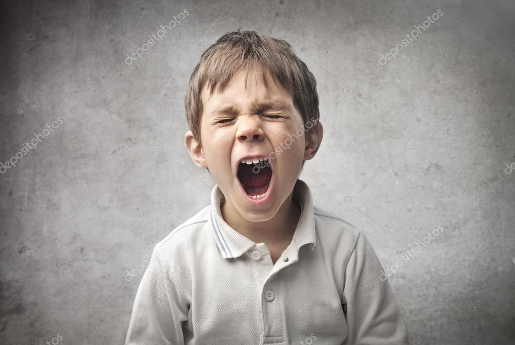Baby Shouting