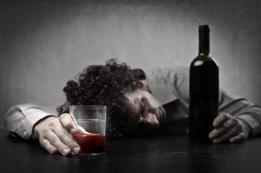 Drunk with Wine