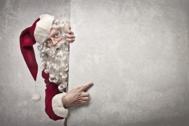 Santa Claus Wall