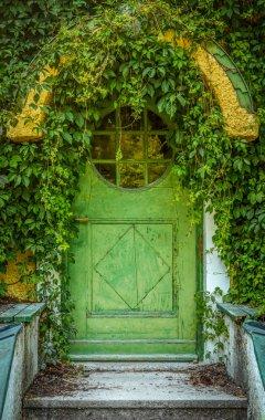 Fairytale Cottage Door