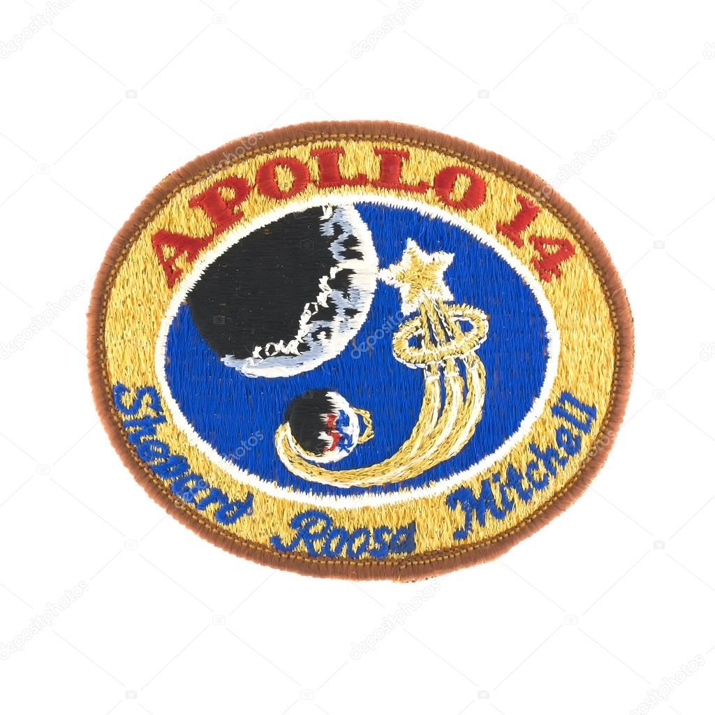 Apollo 14  Mission Badge