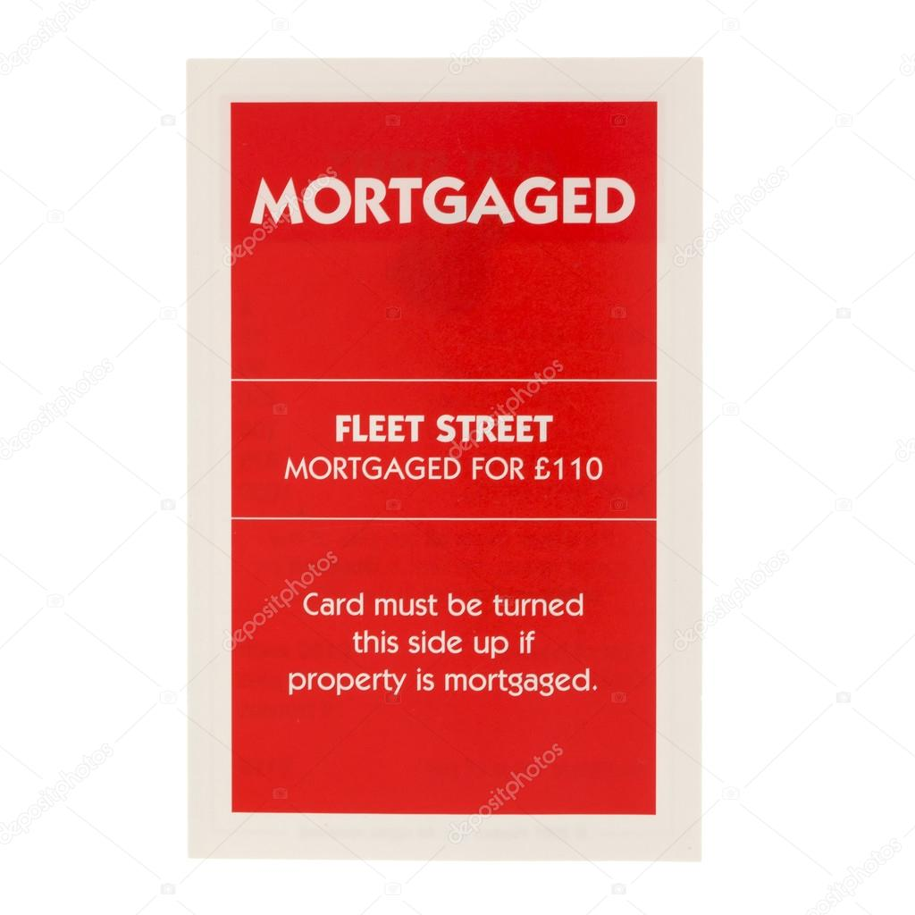 Monopol — Stockfoto © urbanbuzz #48349425