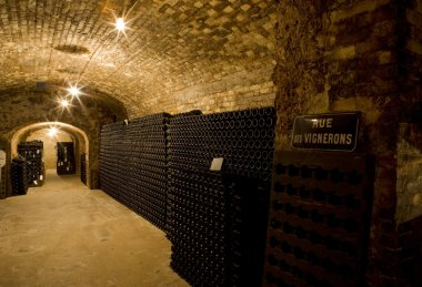 Janisson Baradon Champagne Winery, Champagne Region, France