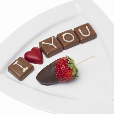 Chocolate Saint Valentine