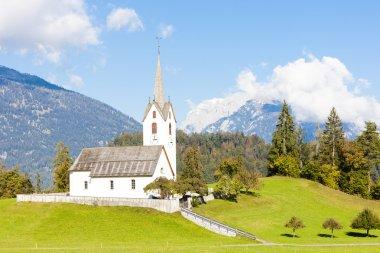 Bergun, canton Graubunden, Switzerland