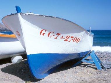 Boats, Pozo Negro