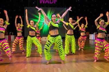 Artistic Dance European Championship WADF