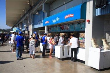 Dodger Stadium - Los Angeles Dodgers