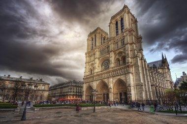 Notre Dame de Paris. France