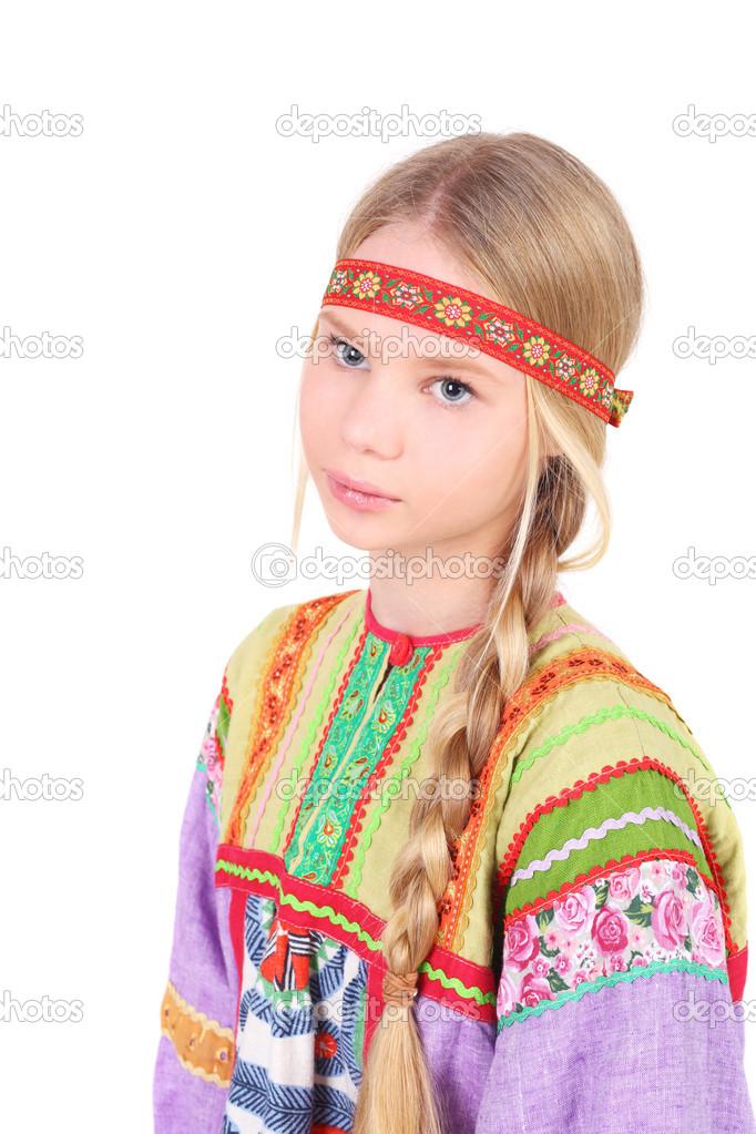 Russische Schonheit Stockfoto C Lanych 18599311