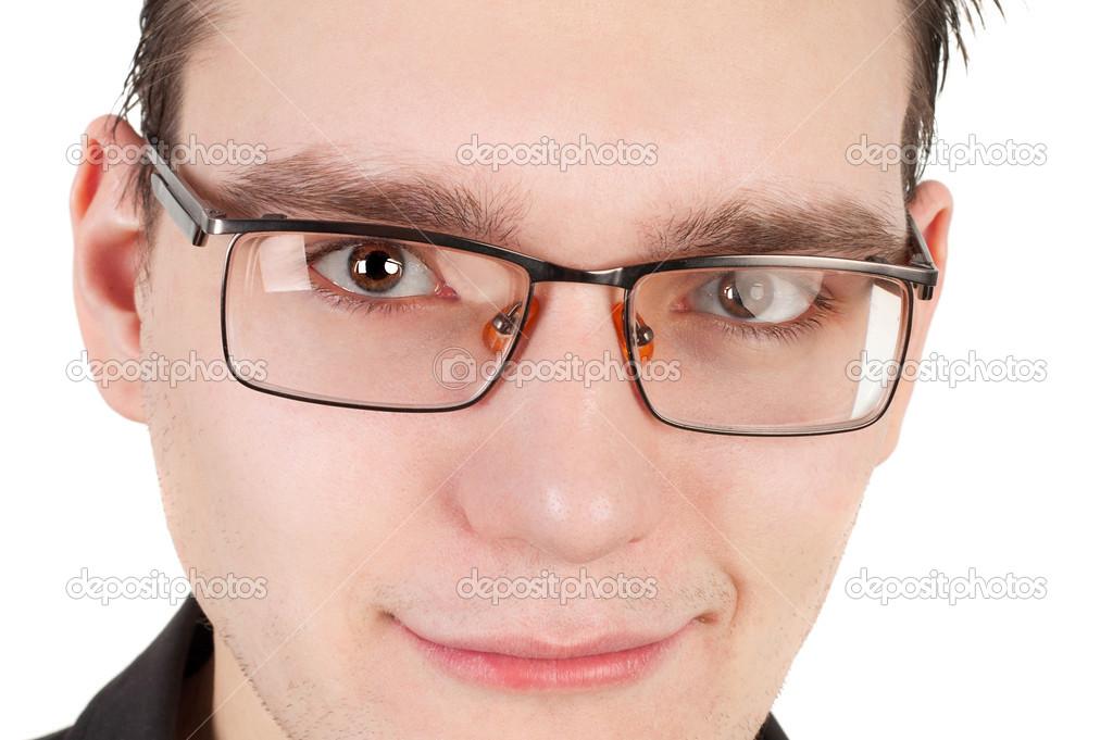 Молодой человек в очках. Лохматый человек в очках ... Лохматый Человек
