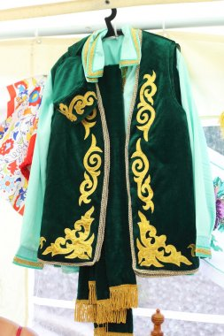 Tatar national costume