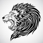 oroszlán ordít