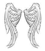 Photo Vector wings