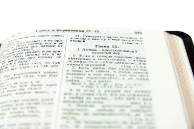 Popular Bible passage for St. Valentine