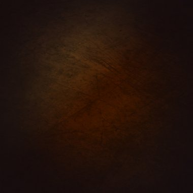 Grunge Background With Brown Gradient
