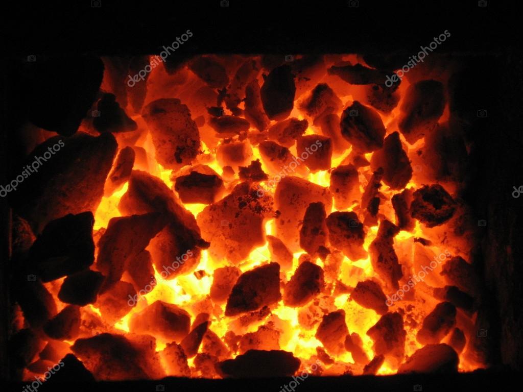 Burning Coal Background Stock Photo 169 Ivn3da 12719938