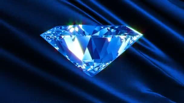 Diamant und Seide