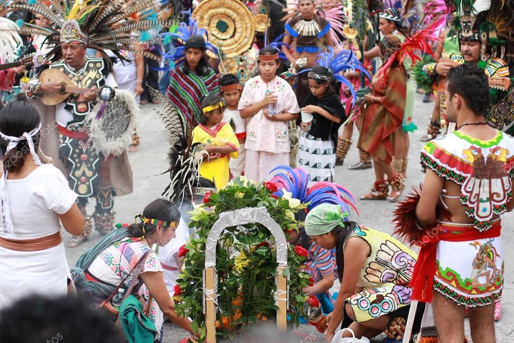 Imágenes Indio Azteca Folclore De Imperio Indio Azteca Antigua