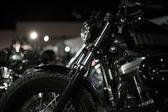 Fotografie vystavoval na výstavě motocykl motocykly