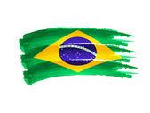Brazil Zászlóval