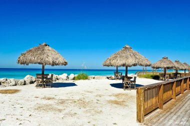 Outdoor Beach Bar