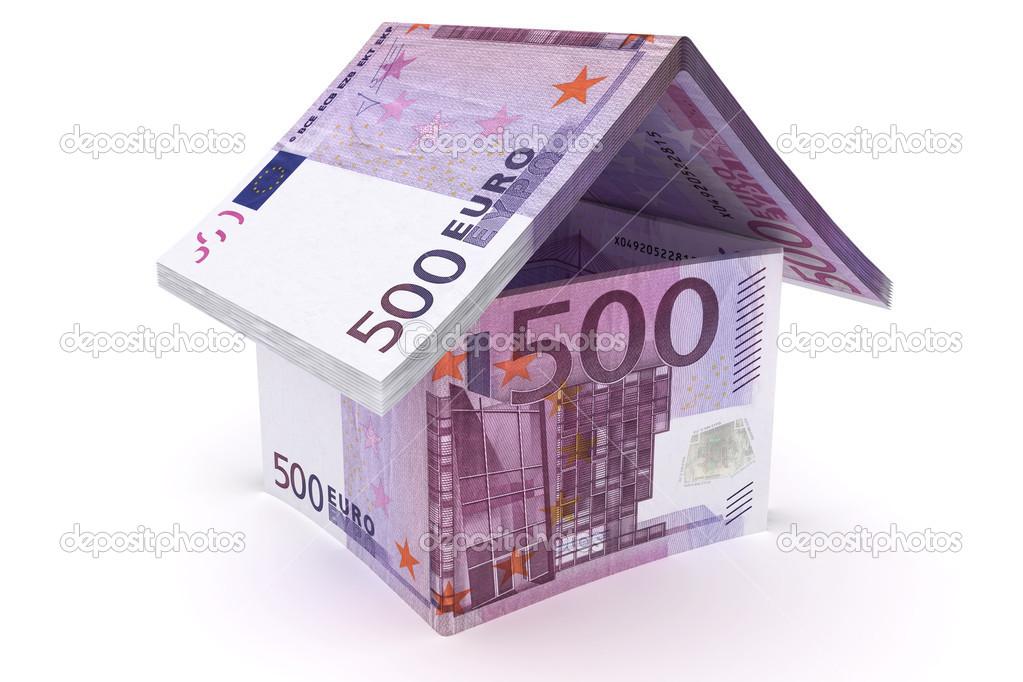 500 euro haus stok foto marcosborne 16780913