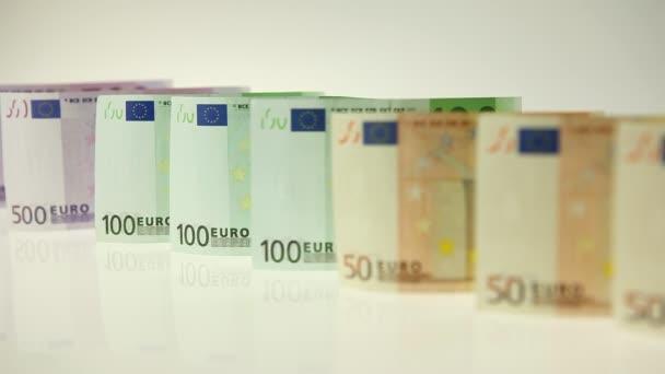 pole eurobankovek