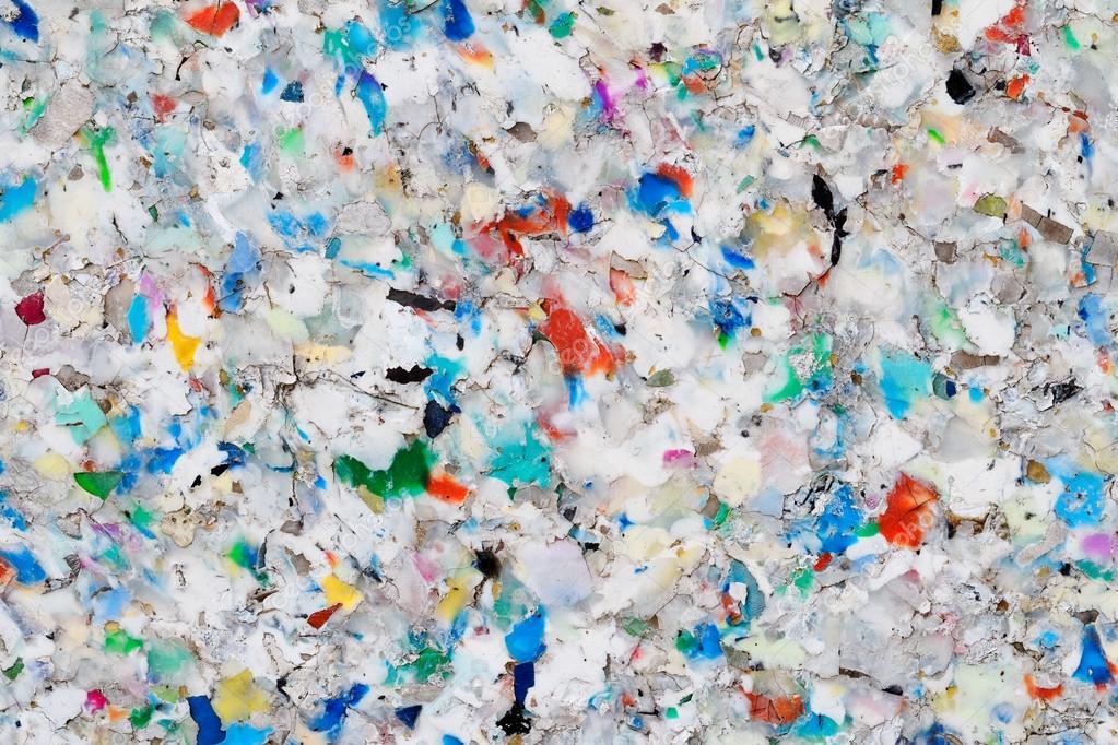 Piatto di plastica riciclata foto stock bernhardlux for Plastica riciclata prezzo